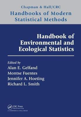 Handbook of Environmental and Ecological Statistics image