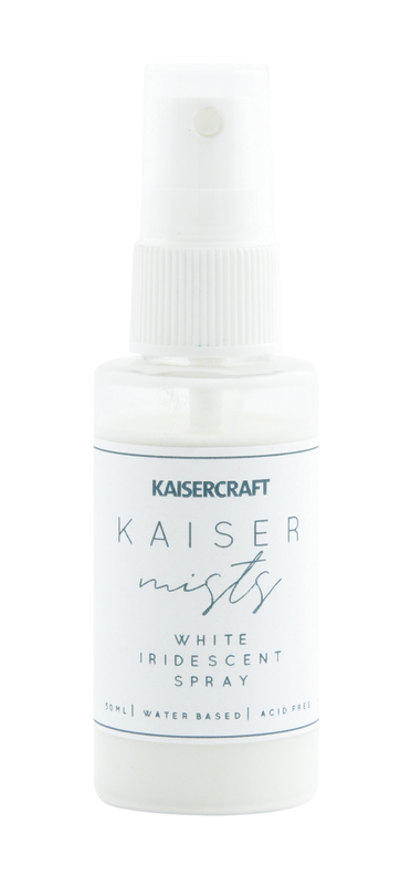 Kaisercraft: Mist - White (50ml)