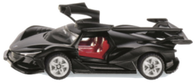 Siku: Apollo Intensa Emozione - Diecast Vehicle