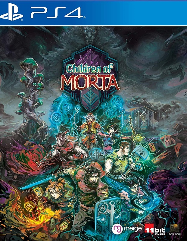 Children of Morta for PS4