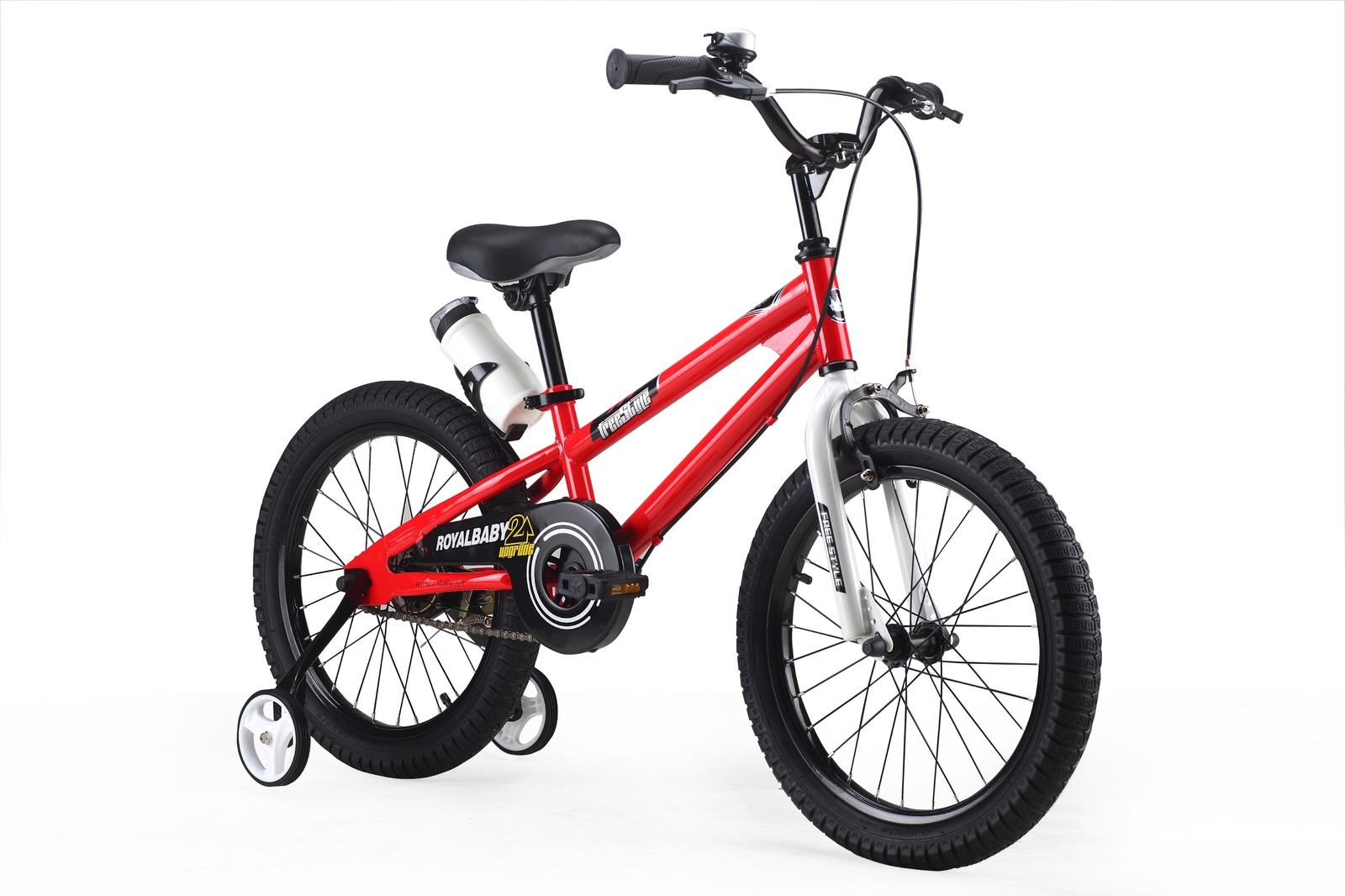 "RoyalBaby: BMX Freestyle - 18"" Bike (Red) image"