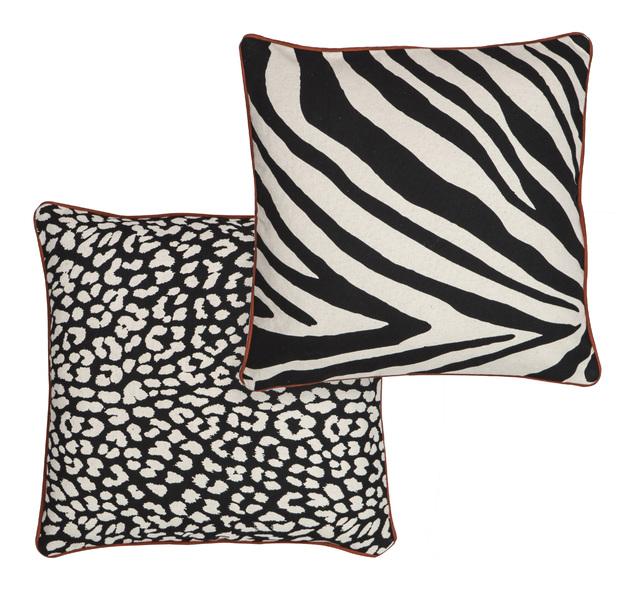 Amalfi: Sebu Cushion (Ocelot)