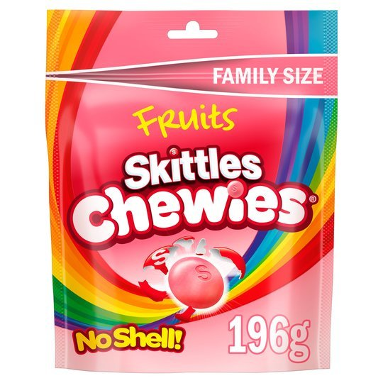 Skittles: Pouch Chewies (196g)
