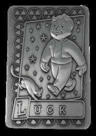 Fallout: Replica Perk Card - Luck