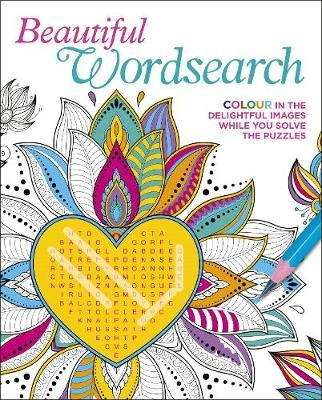 Beautiful Wordsearch by Eric Saunders
