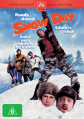 Snow Day on DVD