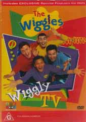 Wiggles, The - Wiggly TV on DVD