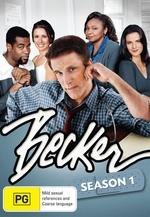 Becker - Season 1 (3 Disc Set) on DVD