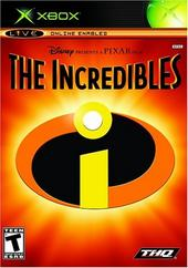 The Incredibles for Xbox
