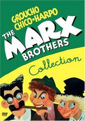 The Marx Brothers Collection on DVD
