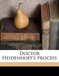 Doctor Heidenhoff's Process by Edward Bellamy