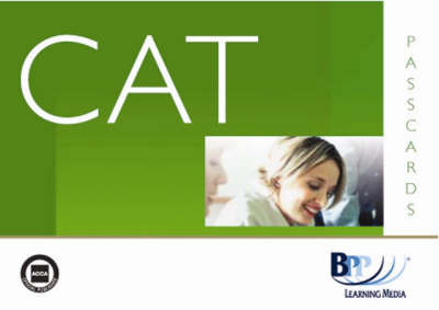 CAT - 5 Management of People and Systems: Passcards by BPP Learning Media