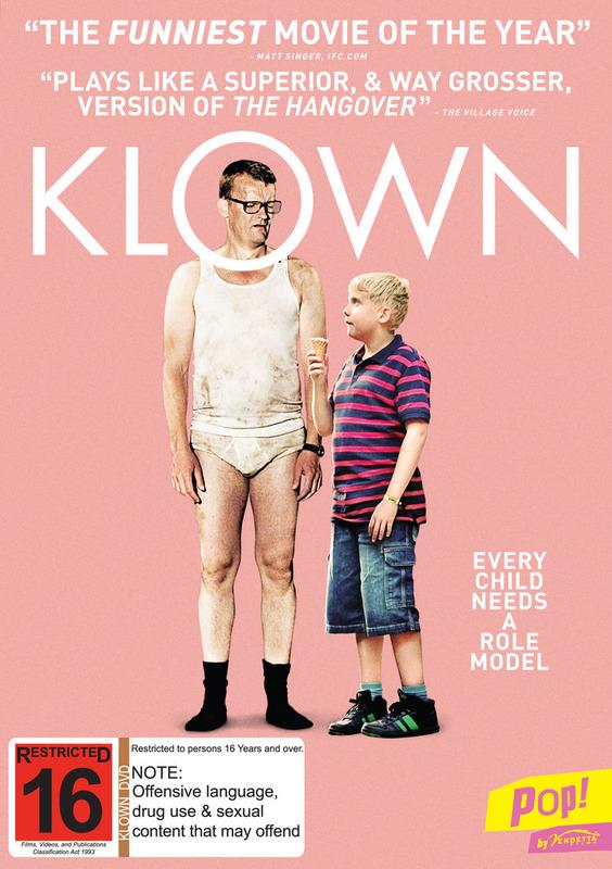Klown on DVD