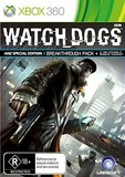 Watch Dogs ANZ Special Edition for Xbox 360