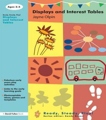 Displays and Interest Tables by Jayne Olpin