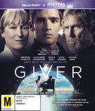 The Giver (DVD+Ultraviolet) DVD