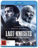 Last Knights on Blu-ray