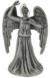 """Doctor Who - 3.5"""" Weeping Angel Xmas Ornament"""