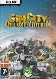 SimCity Societies Deluxe for PC Games