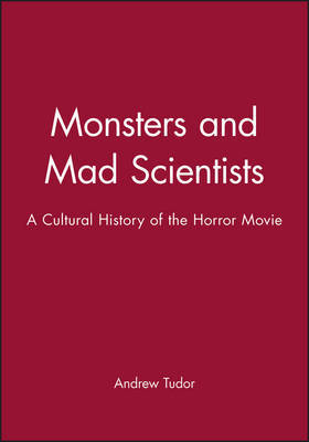 Monsters and Mad Scientists by Andrew Tudor image