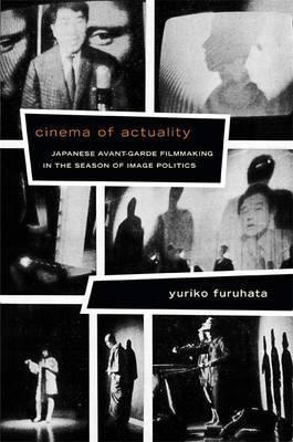 Cinema of Actuality by Yuriko Furuhata image