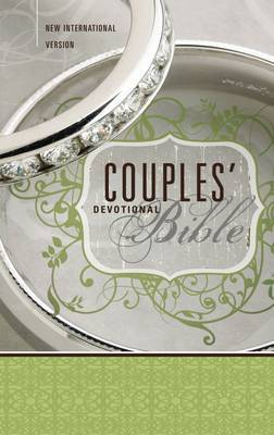 NIV, Couples' Devotional Bible, Hardcover by Zondervan