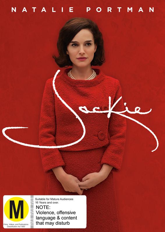 Jackie on DVD