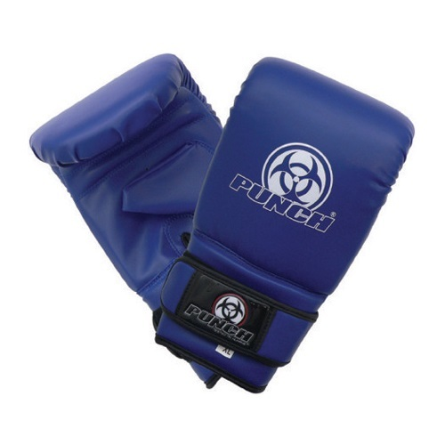 Punch: Urban Bag Mitts - Small (Blue)