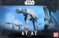 Star Wars 1/144 AT-AT - Scale Model Kit