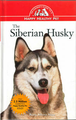 The Siberian Husky: An Owner's Guide by Betsy Sikora Sino image