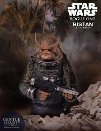 Star Wars: Rogue One - Bistan Mini Bust