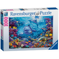 Ravensburger : Magnificent Underwater Puz (1000 Pcs)