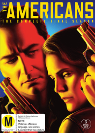 The Americans: Season 6 on DVD