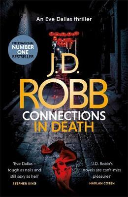Connections in Death by J.D Robb image