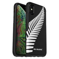 Otterbox: All Blacks Symmetry for iPhone X/Xs - Black