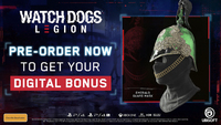 Watch Dogs Legion Gold Steelbook Edition for PS4