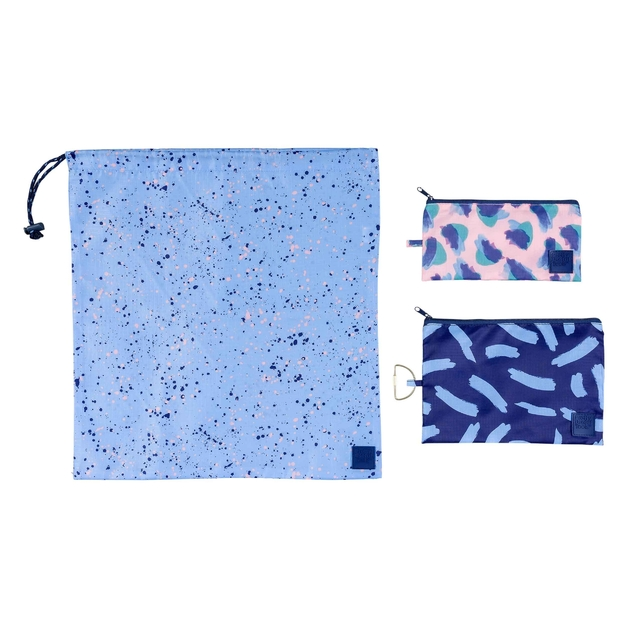 Pretty Useful Tools: Travel Pouches (Set of 3)
