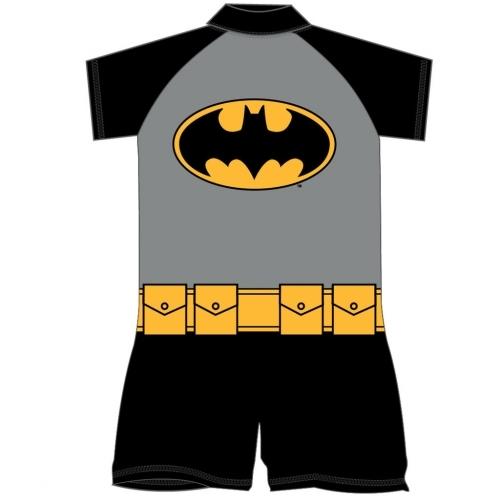 Batman: Sun Safe UV Protection - Boys Swimsuit (2-3) image