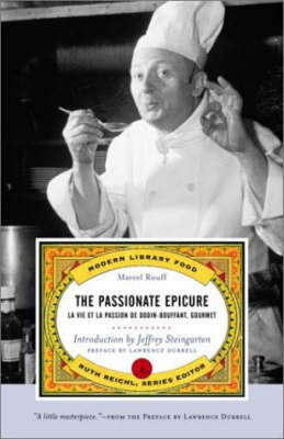 The Passionate Epicure by Marcel Rouff image