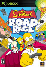 Simpsons Road Rage for Xbox