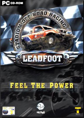 Leadfoot: Stadium Offroad Racing + Dirt Track Racing for PC Games image
