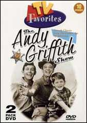 Andy Griffith Show, The (2 Pack) on DVD