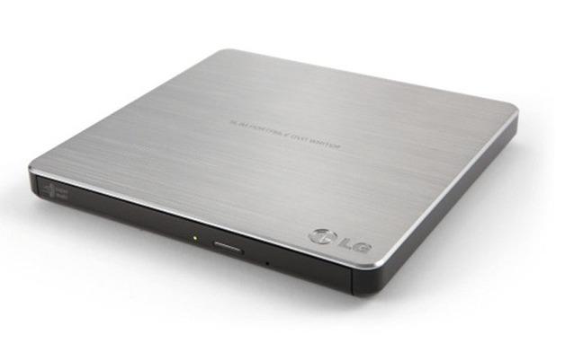 LG External Slim USB DVD-RW Drive