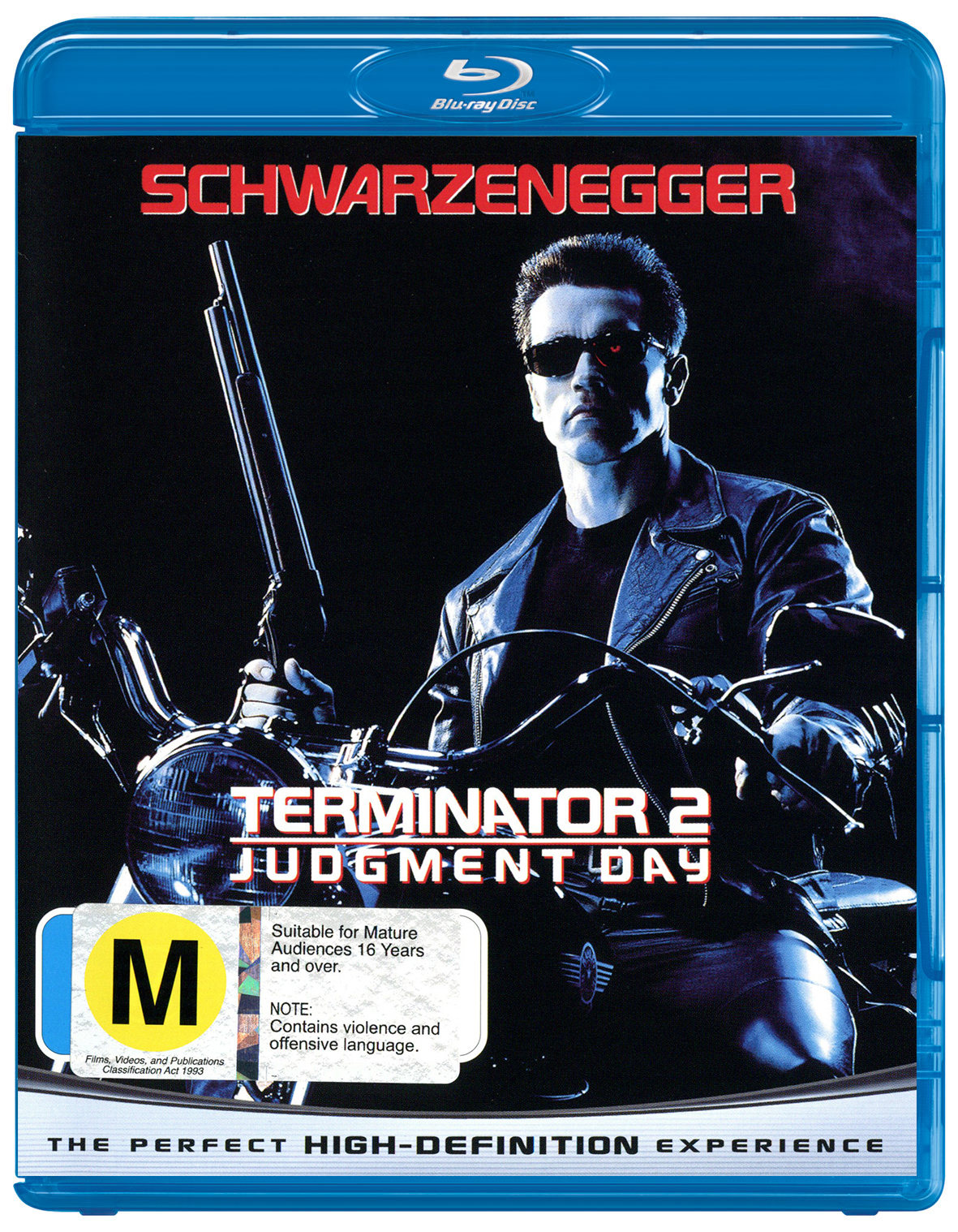 Terminator 2 - Judgement Day on Blu-ray image