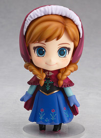 Disney's Frozen: Nendoroid Anna - Articulated Figure