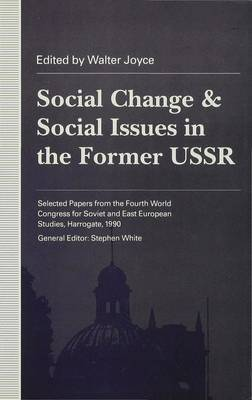 Social Change and Social Issues in the Former USSR image