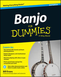 Banjo For Dummies by Bill Evans