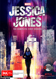 Jessica Jones - The Complete First Season on DVD image