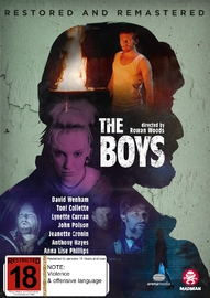The Boys - Restored And Remastered on DVD image