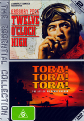 Twelve O'Clock High / Tora! Tora! Tora! - The Essential Collection (2 Disc Set) on DVD